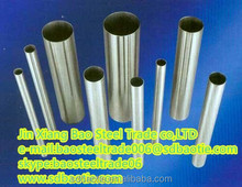 supply ASTM a312 stainless steel welded tube27x2 for chemical industries