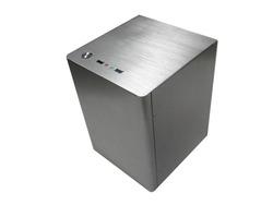 New design High quality Full aluminium Mini itx pc case