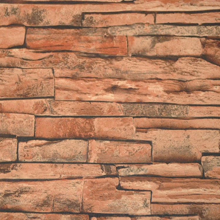 Zr10401 modern design washable vinyl cheap 3d brick for Cheap brick wallpaper