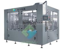 Automatic 3 In 1 350ML PET Plastic Juice Bottle Plant