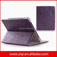 Genuine PU Leather Smart Cover Case for iPad mini & mini 2 protective case free shipping