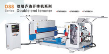 FMM8825 double end tenoner machine