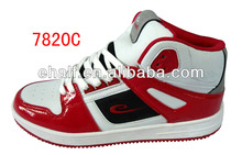 New design fashion high cut thick skating shoes