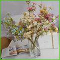 Qualidade superior de venda quente arranjo de flor artificial com vaso
