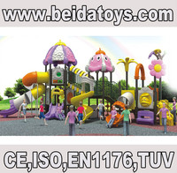 Playgrounds children entertainment outdoor playsets BD-A417L