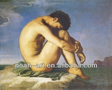 Image nude men oil painting for sale