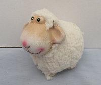 Stock Sheep Design Coin Bank Saving Box for kids/pottery Coin Bank