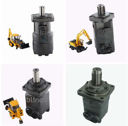 China Blince Omv Series Heavy Duty Low Speed High Torque