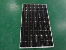 high efficiency 250w monocrystalline photovoltaic solar panel with TUV UL CE