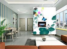 Simple y decorativo hermoso Wallpaper