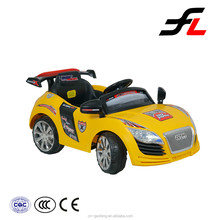 Zhejiang supplier high quality competitive price rc ride on plastic car