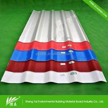 Wholesale Customized Design pvc plastic roof tile 1000 t