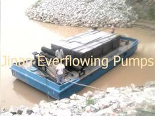 reasonable price electric centrifugal industrial 16 inches cutter suction dredger