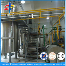 1000kg/d small line low price edible oil refinery plant