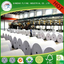 well coated 240gsm-450gsm duplex board paper with grey back