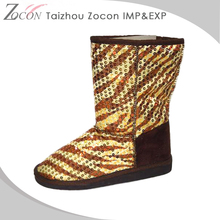 Warm Classical Wholesale Comfortable Brand Name Winter Boot