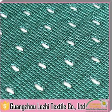 Wholesale Breathable Polyester Bird Eye Mesh Fabric For Bag, Shoes, Luggage