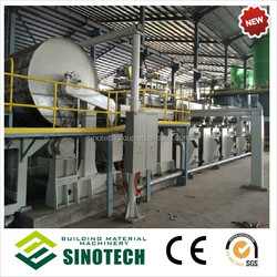 Non-asbestos Calcium Silicate board plate Production Line equipment and selling well all over the world