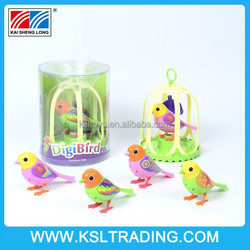 2015 new product electronic plstic digi birds whistle birds toys for kids
