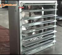 Huasheng Hot Selling Ventilation Cheap Industrial Fireproof Exhaust Fan