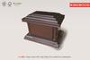 U-JS02 wood Urn pet ash urn wooden cherry baby urn