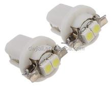 B8 5D T5 2SMD 3528 12vHOT selling feston led interior instrument gauge dash light