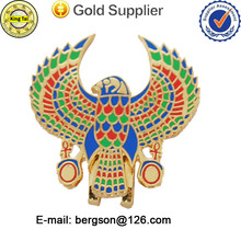 top selling metal simple feeling eagle design emblem