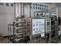 ion exchange water softening plant water treatment machine
