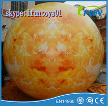 large mars inflatable helium balloons / inflatable large balloons mars / inflatable giant mars balloon with helium air