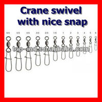 Crane Swivel with Nice Snap 3#
