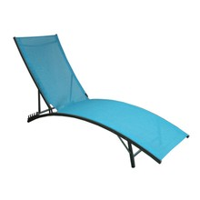 Reclining Folding Beach Bed