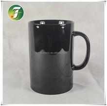 magic porcelain writing mug