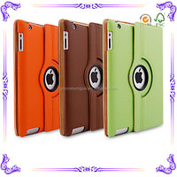 360 degree rotate sleep and auto for ipad case wholesale leather case for ipad pro case for ipad mini case
