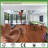 High class timber Jatoba Indoor flooring Price
