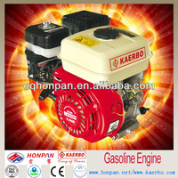 Chongqing Air Cooling/Single Cyliner/4 Stroke/OHV Gasoline Generator Engine 6.5HP