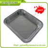 kitchen used foil food container/tray