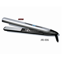 brand names of hair straightener with temperature memory hair flat iron
