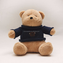 2015 nova atacado vestindo suéter urso de pelúcia barato