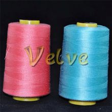 322 poly core sewing thread