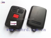 all new car key for Toyota 3 buttons remote case