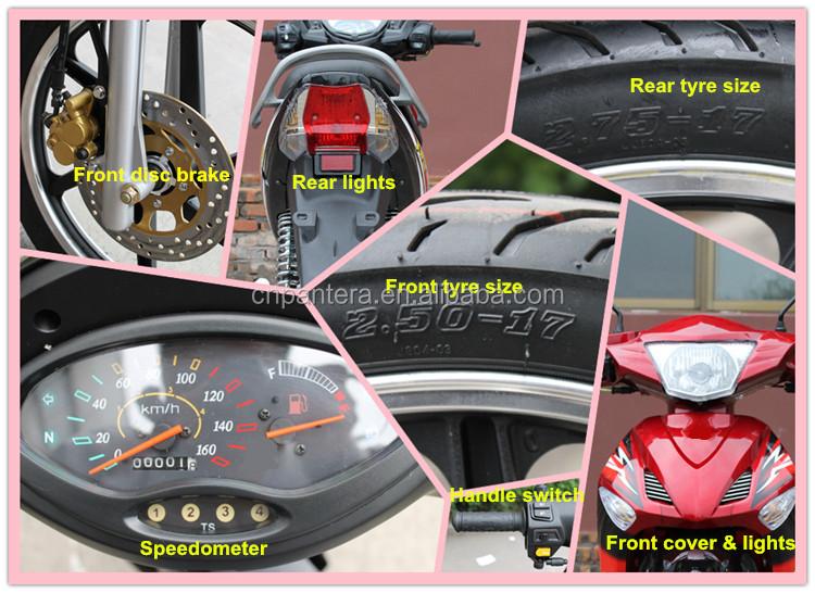 2016 Hot Sale Cheapest Motos Motocicleta Motorcycle Super Cub 110cc (8).jpg