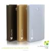 2015 new design Lixuan 10000 mah boss positive energy portable mobile charger power bank&powerbank with metal housing