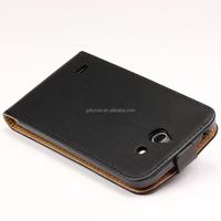 Handful vertical flip leather cell phone case for Huawei P8/ P6