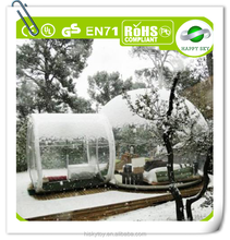 2015 HI high quality TPU inflatable camping tents for sales,unique camping tents ,chrismas inflatable tent