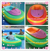 Kids inflatable bumper boats for swimming pool water play equipment
