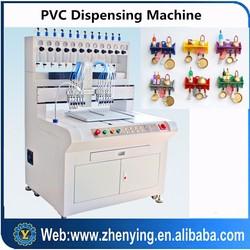 3D PVC rubber fridge magnet making machine