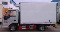 motor vehicle,transporter Refrigerated truck Low temperature transport vehicle