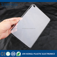 simple and fashion design transparent material cover for ipad mini 4