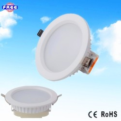 4inch , 12W, Aluminium LED Energy Saving Down Light Fixture for Office, Shop, Home .
