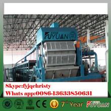 henan zhengzhou paper pulp egg tray machine low price